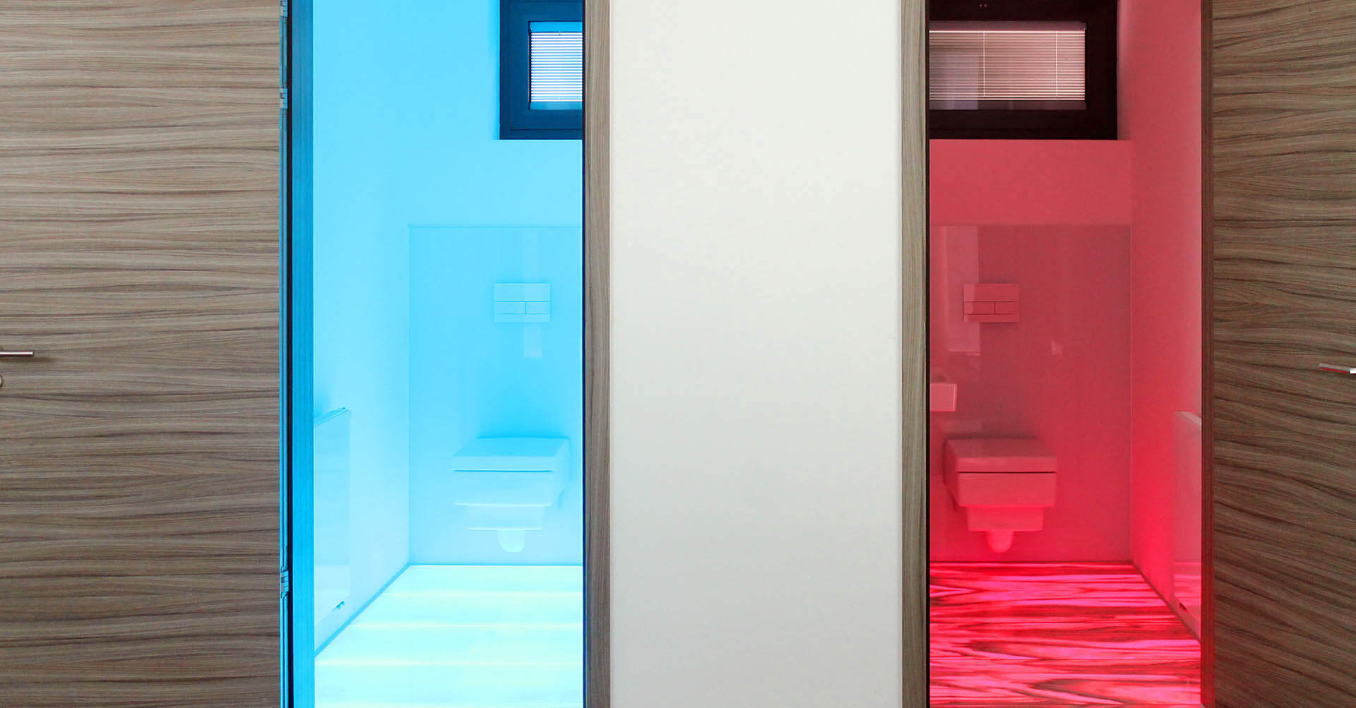 LED Bodenbeleuchtung, LED-Flächenlicht