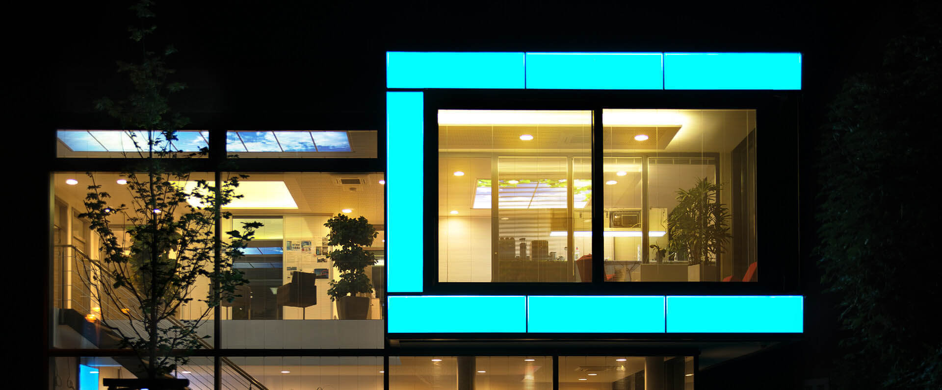 LED Fassadenpanel, LED-Flächenlicht