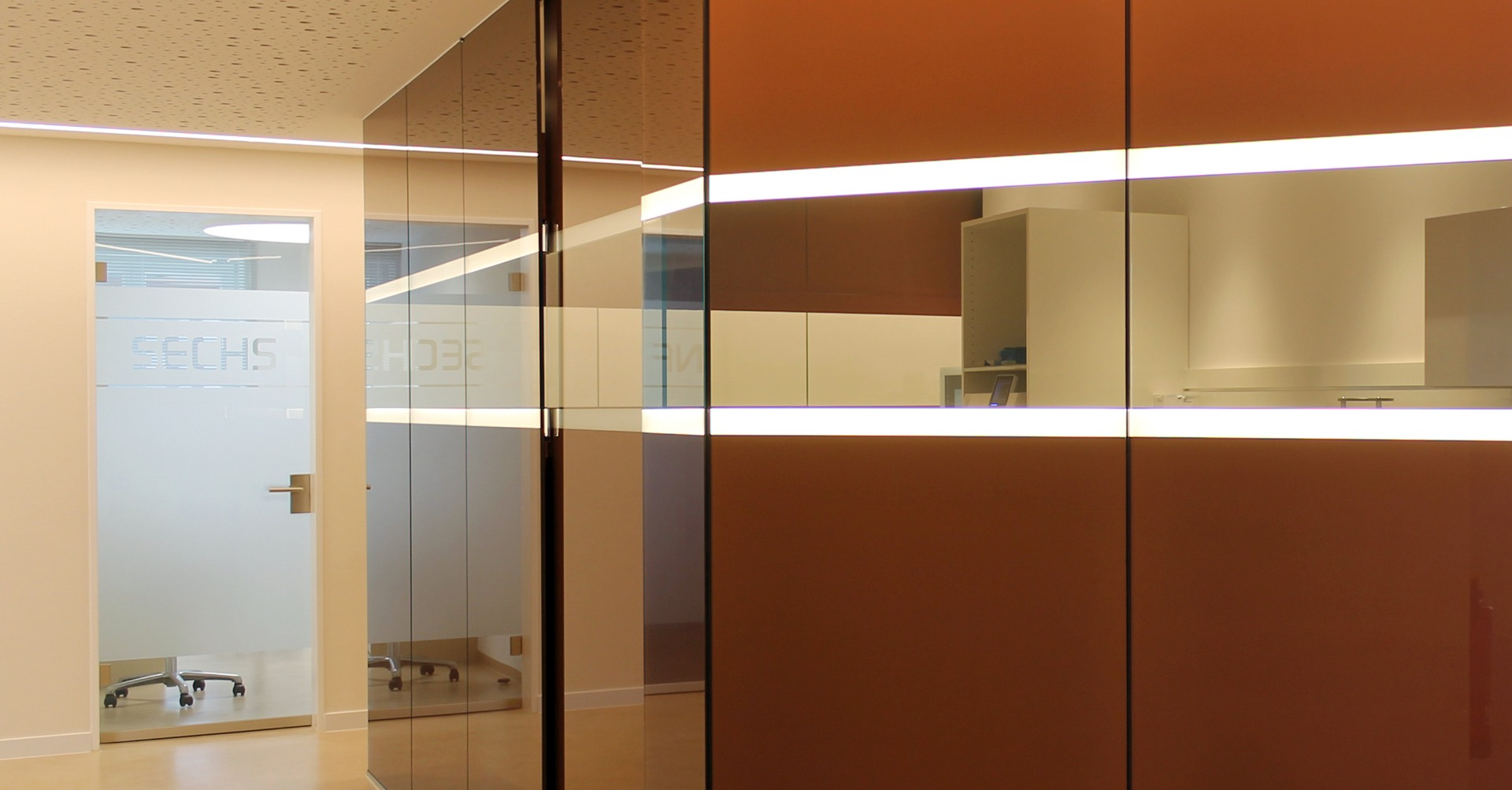 LIGHTPANEL LINE Slide1, LED-Flächenlicht